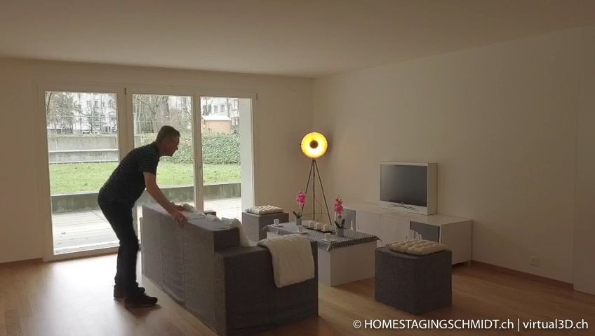 HOME STAGING SCHMIDT - 3D Rundgang 1